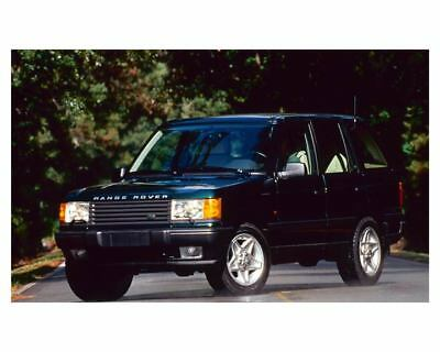 1997 Land Rover Range Rover Factory Photo c8733