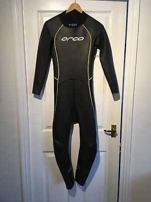 Orca TRN Triathlon Swimming Wetsuit (size MT, Medium Tall), No  RESERVE!!!