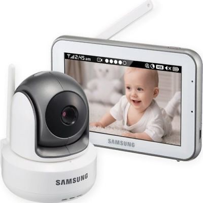 Samsung SEW-3043W Wireless Touch Screen Baby Monitor with Cameras (CHOOSE YOURS)