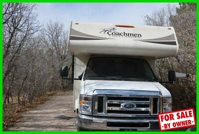2017 Coachmen Freelander 21QB 24' Class C Motorhome Ford V10 Gas MICHIGAN