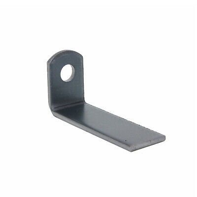 "Weld On Steel Angle Brackets 1-1/2"" x 3"" x 1/8"""