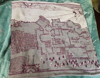 """Natibaby harry potter wrap of requirement building scrap fabric piece 20"""" by fww"""