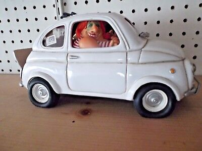 Guillermo Forchino Comic LITTLE JEWEL collection Car statue figurine sculpture