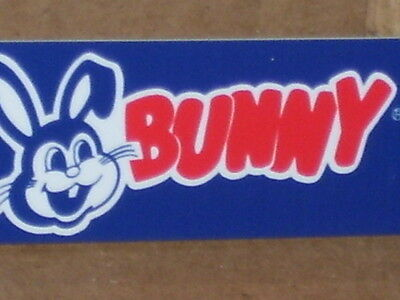 BUNNY BREAD - Store Sign - Shows their GREAT LOOKING Bunny Rabbit Logo ... WOW !