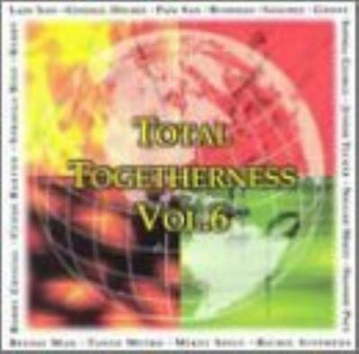 Various Artists : Vol. 6-Total Togetherness CD Expertly Refurbished Product