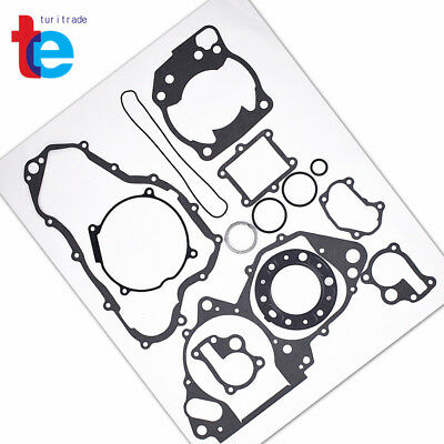 Tusk Complete Gasket Kit Top Bottom End Engine Set Honda Cr500r