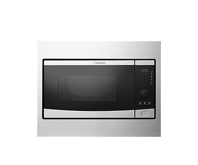 Westinghouse WMB2802SA 28 litre built in microwave oven.