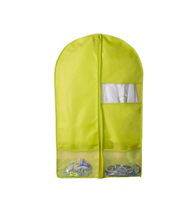 Garment Clothes Suit Dress Storage Bag Cover Protector Dust Proof Travel Carrier