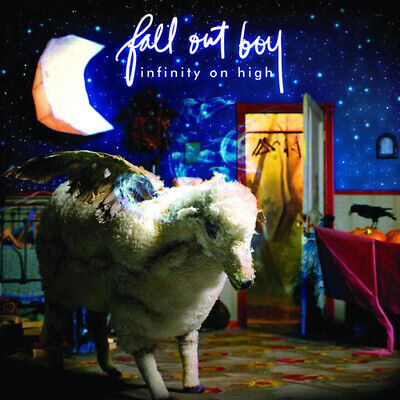 Fall Out Boy : Infinity On High CD (2007) Highly Rated eBay Seller, Great Prices
