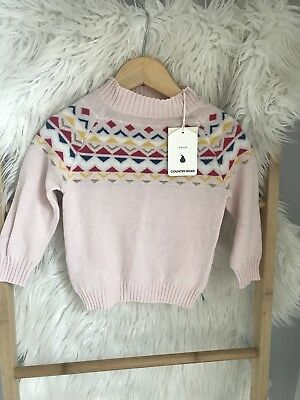 BNWT Country Road Girls Knit