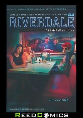 RIVERDALE VOLUME 1 GRAPHIC NOVEL New Paperback Collects #1-3 and Prequel Issue