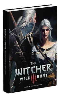 The Witcher 3: Wild Hunt GOTY Complete Edition collectors guide SEALED dent