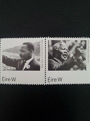 Nelson Mandela & Martin Luther King Stamps