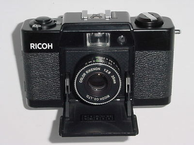RICOH FF-1 35mm Film Compact Camera with 35/2.8 Lens