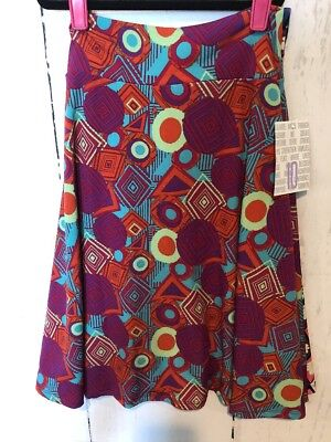 LuLaRoe KIDS Azure Skirt Size 10 New with tags