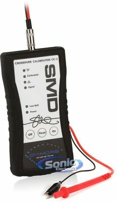 NEW!! SMD CC1 Steve Meade Designs CC-1 Amplifier Crossover Calibrator