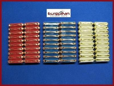 Mercedes Ceramic Fuse Set 8-16-25 AMP Set New German Flosser