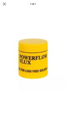12 X large tubs of Powerflow Flux 350g
