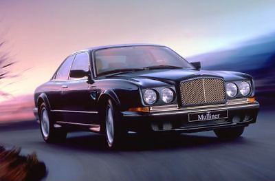 2004 Bentley Continental R Factory Photo m170-347VWT