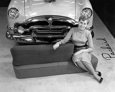 1953 1954 Packard Factory Photo m2001-B4KONV