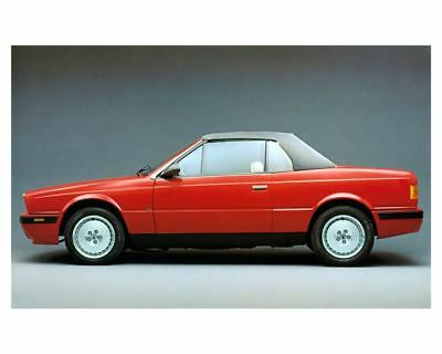1992 Maserati Spyder IE Factory Photo m2223-1CF773