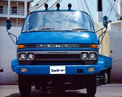 1974 Isuzu VBR Truck Factory Photo m2520-C9UP2I