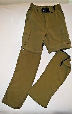 Official Boy Scouts of America Switchback Pants Youth Large L BSA Adjust waist!