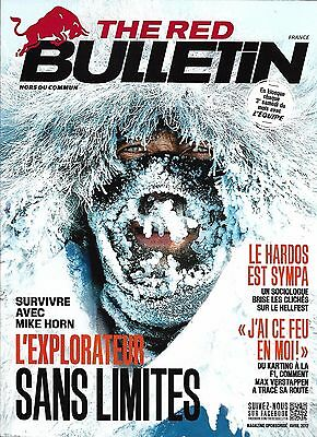 The Red Bulletin No 64 April 2017 Mike Horn _ Fans Metal _Verstappen_ Angie