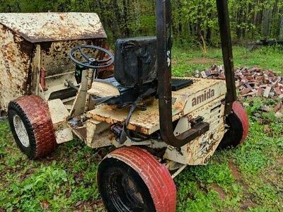Amida Terex Concrete Power Buggy with Diesel Engine