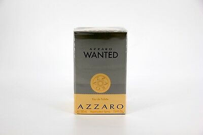 AZZARO WANTED 100ml EDT Eau de Toilette Spray NEU/OVP