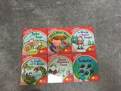 Oxford Reading Tree Songbirds Phonics: Level 4 by Julia Donaldson (Undefined,...