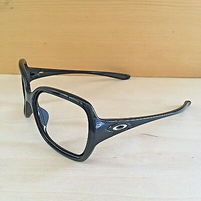 c31527556c8 Used Oakley Overtime Polished Black   Silver