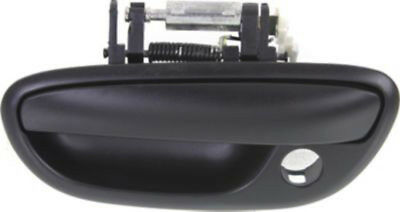 Front Driver Side Black Exterior Door Handle for 07-09 Subaru Legacy, Outback