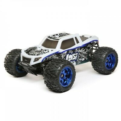 Losi 1/8 LST 3XL-E 4WD Monster Truck BLS RTR w/AVC LOS04015