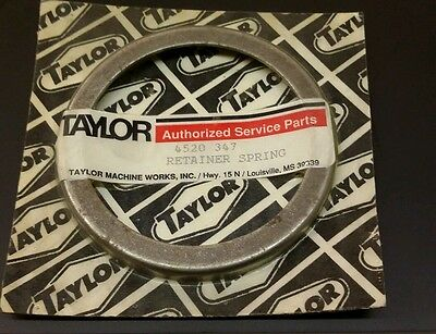 Taylor Forklift 4520-347 Retainer Spring New 1piece