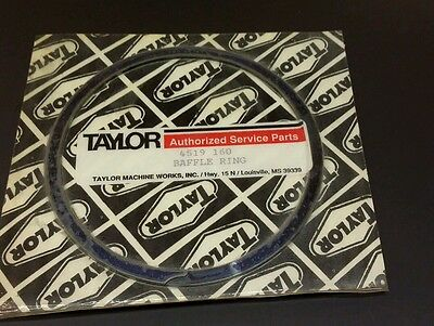 Taylor Forklift Baffle Ring 4519-160 New 1 piece