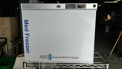 American Biotech Supply Medical Refrigerator/Freezer