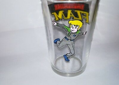 verre a moutarde capitaine flam 1981 rare