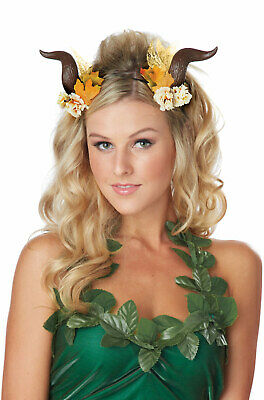 Brand New Woodland Fairy Horns Costume Accessory