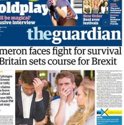 The Guardian/ The Observer Newspaper voucher