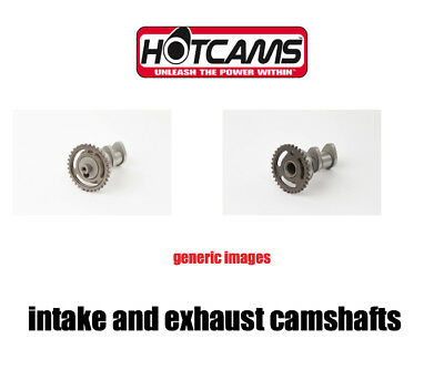 Hot Cams stage 2 TWO camshaft set both intake & exhaust cams 09-15 KX450F