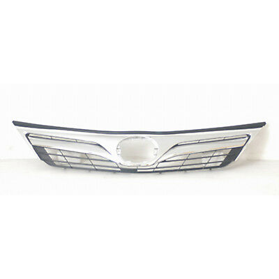 CPP Gray Grill Assembly for 2012-2014 Toyota Camry Grille