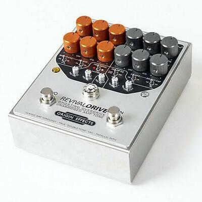 Origin Effects Revival Drive Standard Version Overdrive