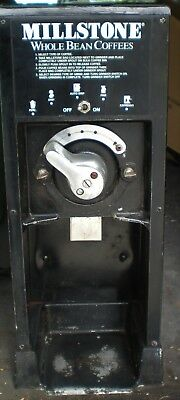 Grindmaster 495 Model Old Fashioned Ground Coffee TESTED 5 Modes 1/2 HP 115V
