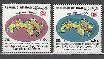 Iraq - Mail Yvert 840/1 Mnh