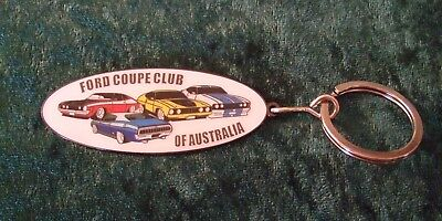 Key Ring - Ford Coupe Club Of Australia