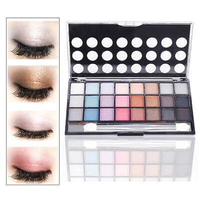 24 colori Ombretto Cosmetic Makeup micro flash Eyeshadow Palette Set CYC