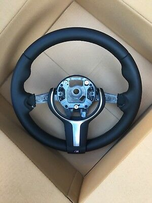 BMW M2 Steering Wheel Brand New - Dealer Removed, Free P&P