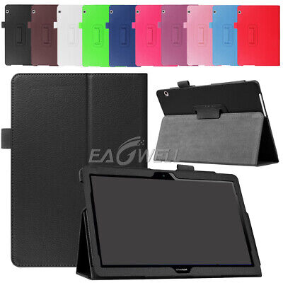 "For Huawei Mediapad T3 M5 7"" 8"" 10"" 10.8"" Tablet Folio Leather Stand Case Cover"