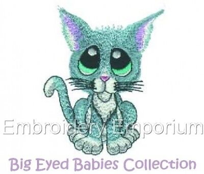 Big Eyed Babies Collection - Machine Embroidery Designs On Cd